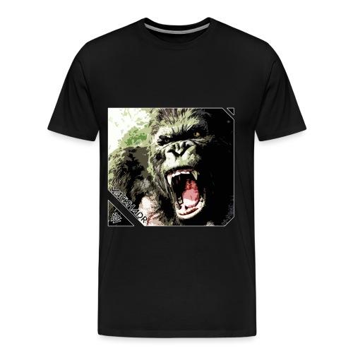 king kong jack hadr goeie 5 png - Mannen Premium T-shirt