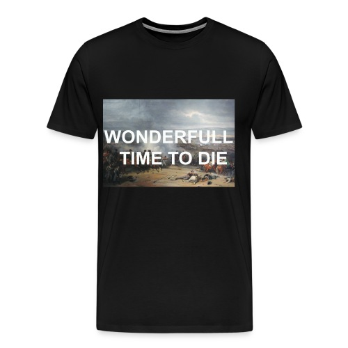 WONDERFULL - T-shirt Premium Homme