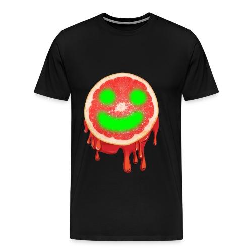 grapefruit - Männer Premium T-Shirt