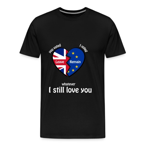 you-voted-leave - Men's Premium T-Shirt
