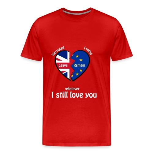 you-voted-leave - Men's Premium T-Shirt