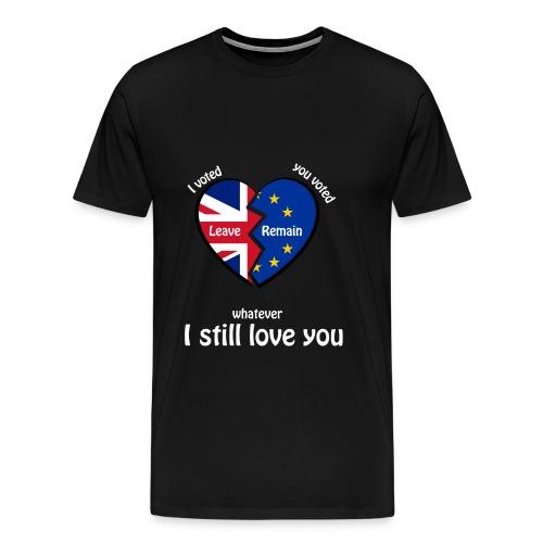 i-voted-leave - Men's Premium T-Shirt