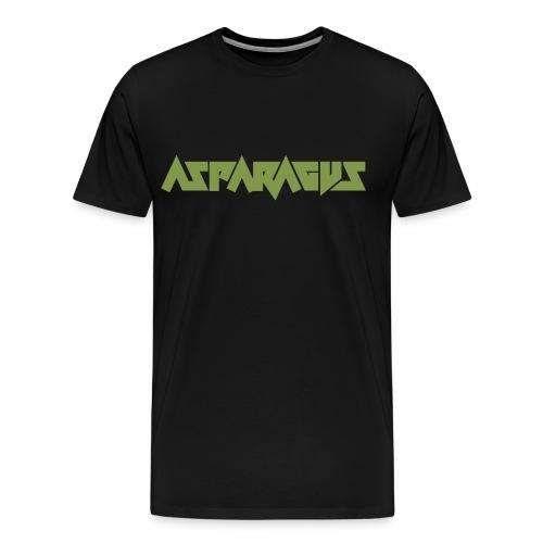 asparagus2 png - Premium-T-shirt herr