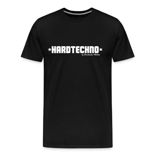 HARDTECHNO Supporter - Männer Premium T-Shirt