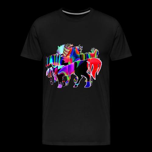 Die Familie - T-shirt Premium Homme