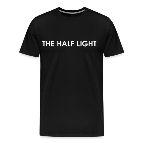 The Half Light Logo - Men's Premium T-Shirt