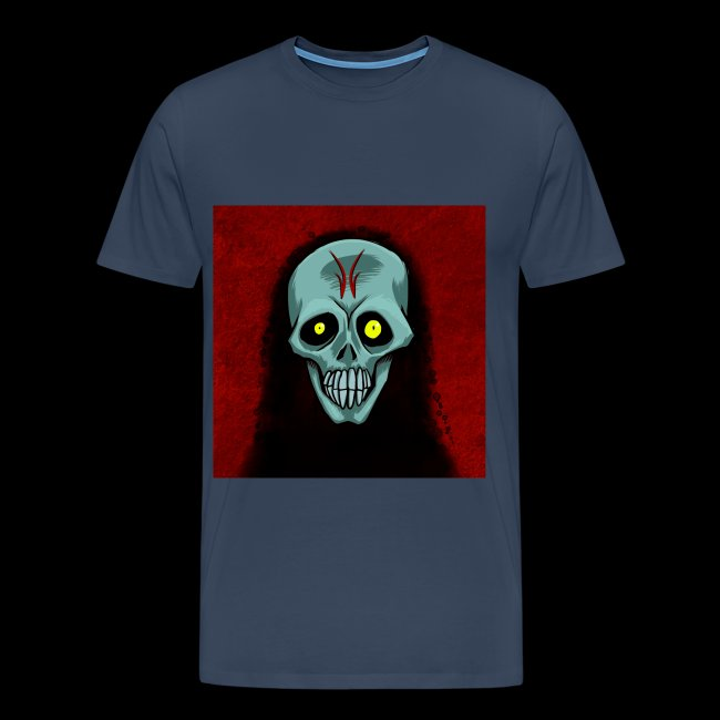 Ghost skull
