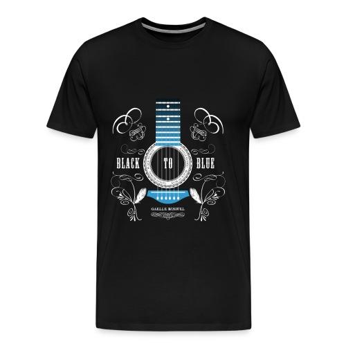rond de guitare 2 - T-shirt Premium Homme