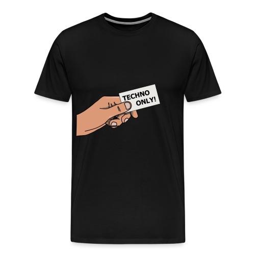Tonly png - Männer Premium T-Shirt