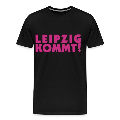 leipzigkommt leipziger leipzig - Männer Premium T-Shirt