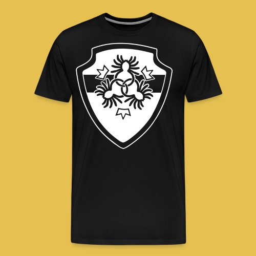 Watermark White png - Men's Premium T-Shirt