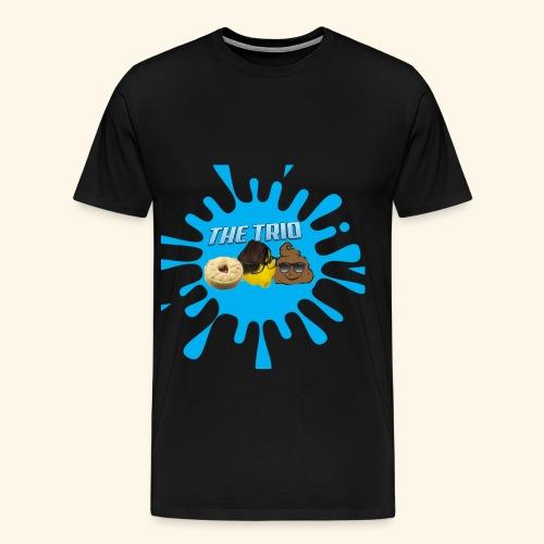 Official The Trio merchandise - Men's Premium T-Shirt