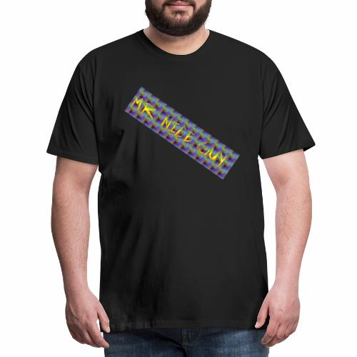 Mr nice guy - Men's Premium T-Shirt