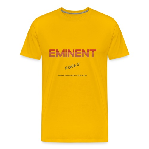 Eminent (rot) - Männer Premium T-Shirt
