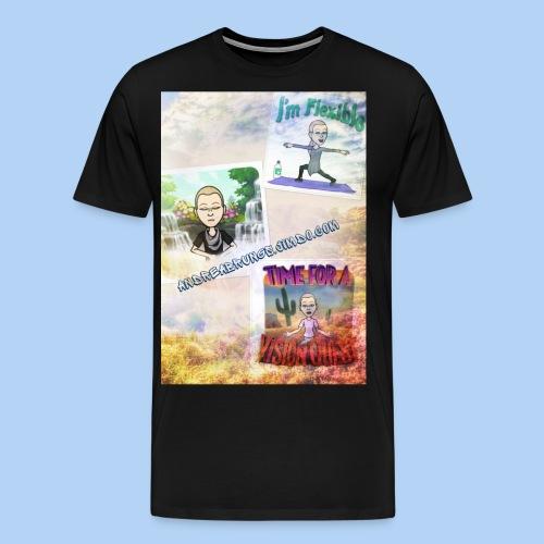 Deine Auszeit - Männer Premium T-Shirt