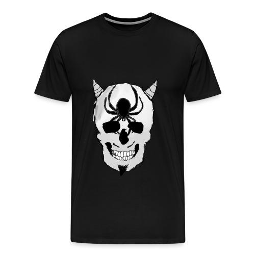 cas s design png - Men's Premium T-Shirt