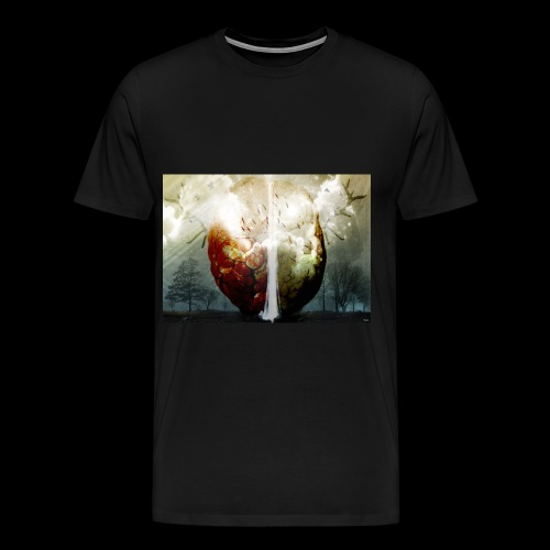 Brain'N'Trees - T-shirt Premium Homme