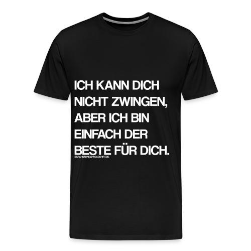 Der Beste - Männer Premium T-Shirt