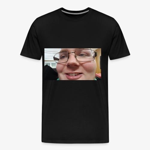 Seemännischer Blick in die Ferne - Männer Premium T-Shirt