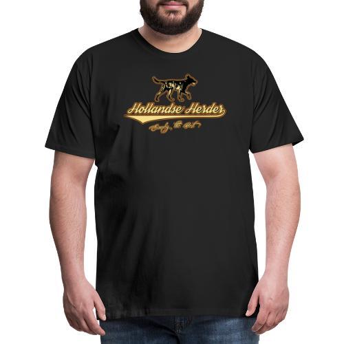 simplythebestHerder2.png - Männer Premium T-Shirt