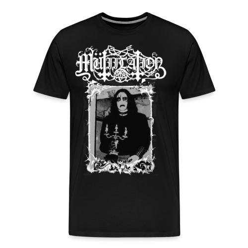 diseño t shirt mütiilation2 png - Camiseta premium hombre