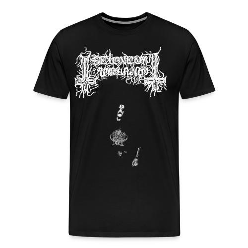 diseño seigneur voland png - Camiseta premium hombre