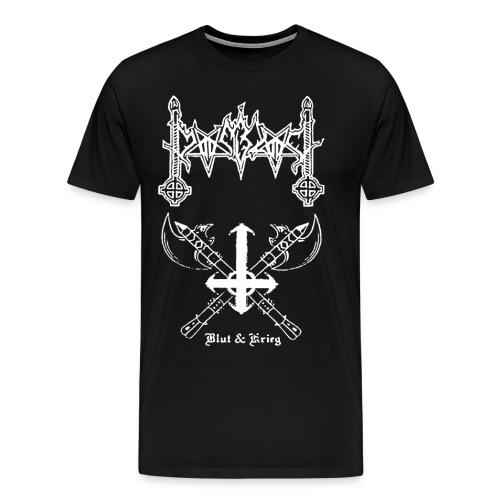 diseño camiseta moonblood png - Camiseta premium hombre