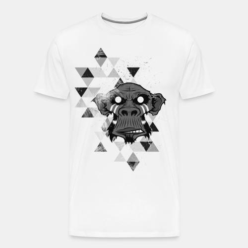 MMonkey_3 - Männer Premium T-Shirt