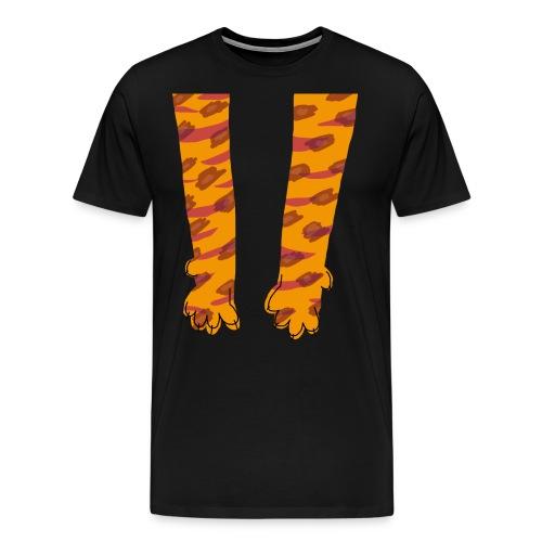 teeshirt goodas chat002 - T-shirt Premium Homme