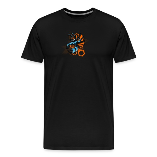 logo wasp - T-shirt Premium Homme