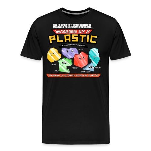 MultiColoured T shirt - Men's Premium T-Shirt