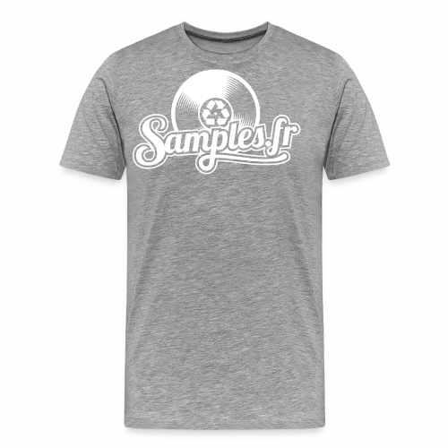 Samples.fr noir - T-shirt Premium Homme