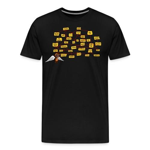 LT Setup 2018 - Men's Premium T-Shirt