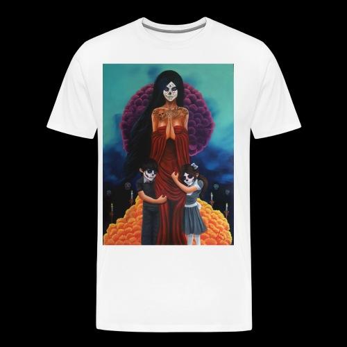 los fieles difuntos - Men's Premium T-Shirt