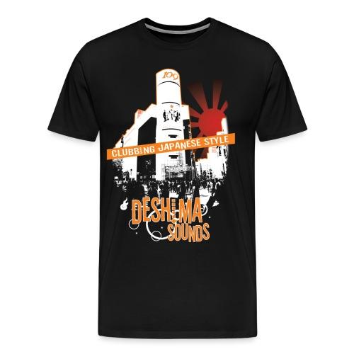 Deshima Sounds 01 2008 - Mannen Premium T-shirt