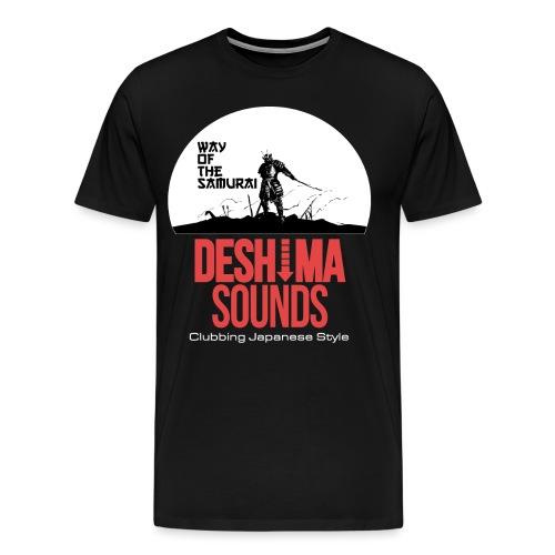 Deshima Sounds 13 2014 - Mannen Premium T-shirt