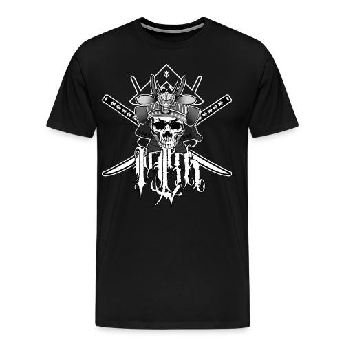 pbh sword master - Miesten premium t-paita