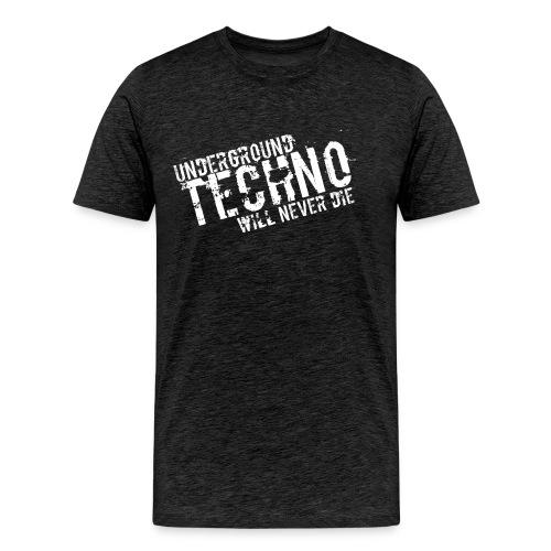 UTWND png - Men's Premium T-Shirt