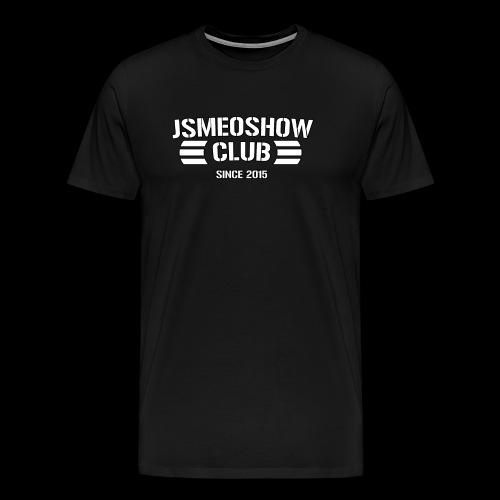 JSS Club - T-shirt Premium Homme