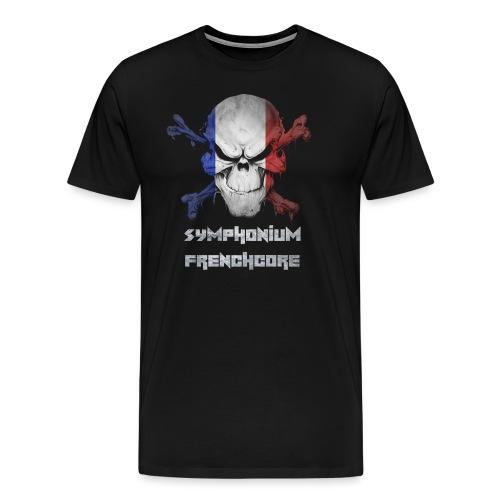 symphonium Frenchcore - T-shirt Premium Homme