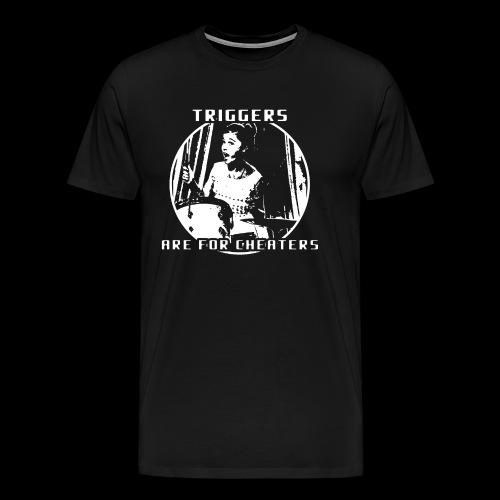 Marisol Bateria - Camiseta premium hombre