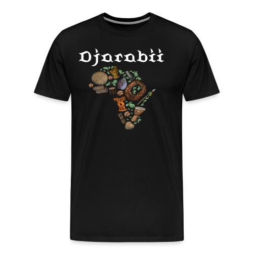 Djarabii afrique - T-shirt Premium Homme