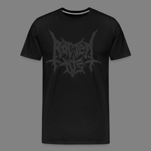 Rotten Tits dripper blck - Miesten premium t-paita