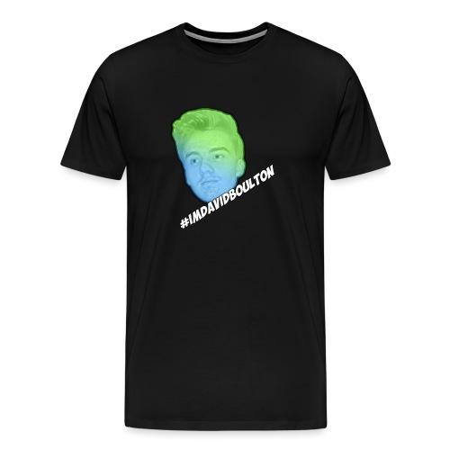 I'm David Boulton - Men's Premium T-Shirt