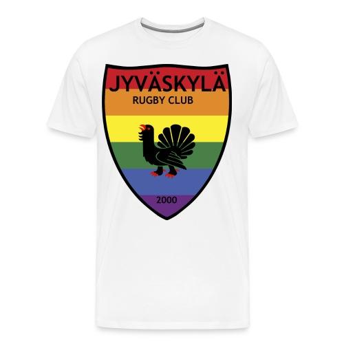 JRC Pride - Miesten premium t-paita