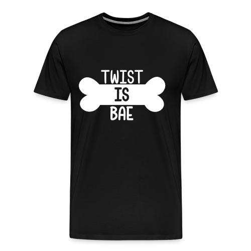 TwistBae png - Men's Premium T-Shirt