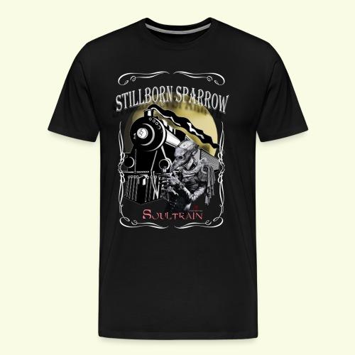 Stillborn Sparrow - Men's Premium T-Shirt