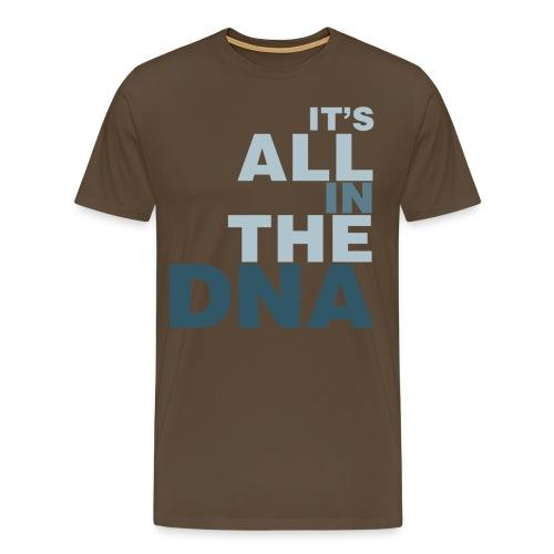 all_in_the_dna - Men's Premium T-Shirt