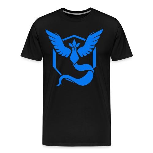team-mystic-border - Männer Premium T-Shirt