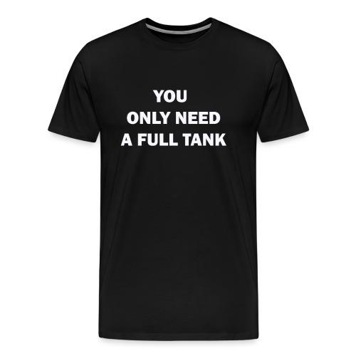 design 1 - Mannen Premium T-shirt